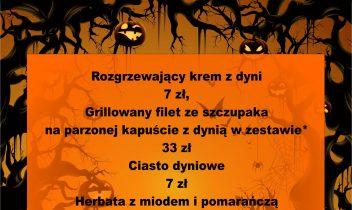 1 listopada restauracja nieczynna!